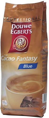 Douwe Egberts Cacao Fantasy Blue pak 1 kg
