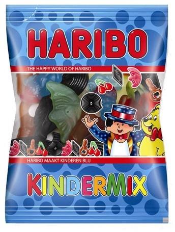 Haribo Kindermix 28 x 75 gr