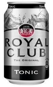 Royal Club Tonic blik 24 x 0,33 l