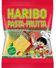 Haribo Pasta Frutta 30 x 75 gr