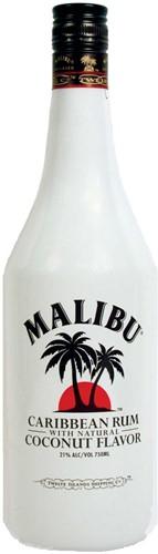 Malibu fles 1 l