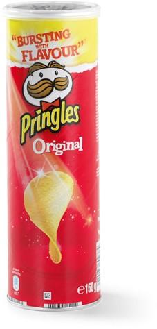 Pringles Original bus 3 x 165 gr