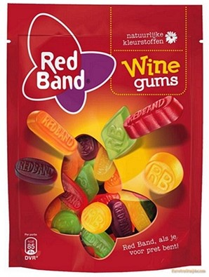 Red Band Eurolijn Winegums