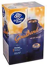 Friesche Vlag Goudband cups doos 200 st
