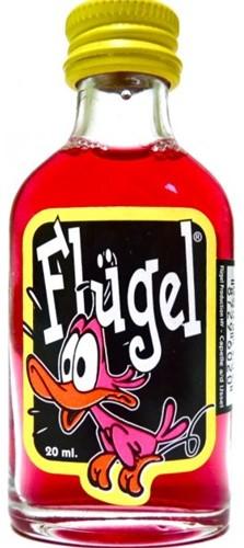 Flugel doos 240 plastic flesjes