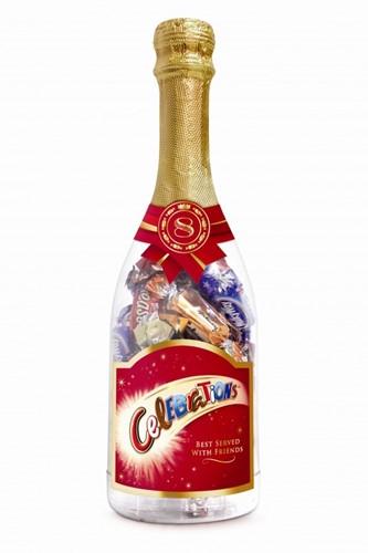 Celebrations champagnefles