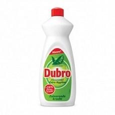 Dubro afwasmiddel fles 3 x 1 l extra hygiene