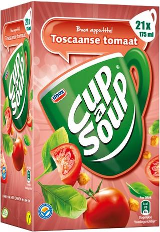 Cup a Soup doos 21 st toscaanse tomaat