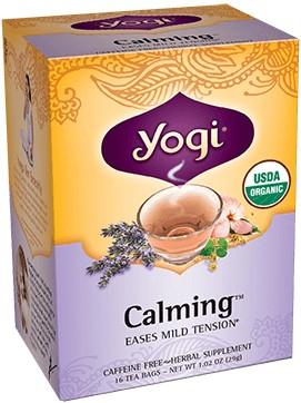 Yogi Tea Calming bio 17 x 1,8 gr
