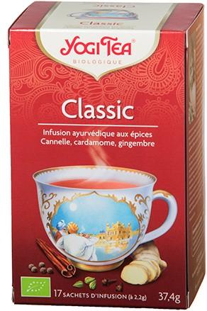 Yogi Tea Classic bio 17 x 1,8 gr