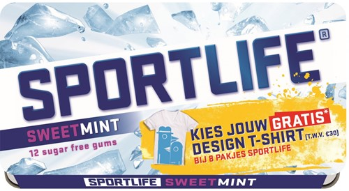 Sportlife Sweetmint 48 st
