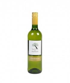La Vallee des Oliviers Chardonnay fles 0,75 l