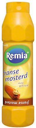 Remia Franse Mosterd tube 750 ml