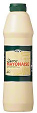 Zaanse mayonaise tube 750 ml