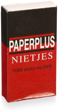 Paperplus nietjes 1000 stuks 24/6