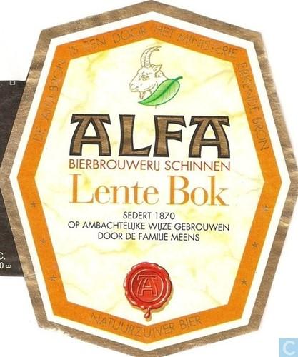 Alfa Lentebok Fust 20 liter