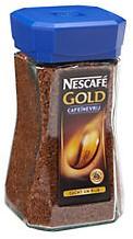 Nescafe Goud Cafeinevrije Melange pot 4 x 100 gr