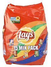 Lay's chips 5 smaken mixpack 15 st