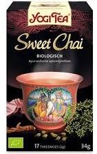 Yogi Tea Sweet Chai bio 17 x 1,8 gr