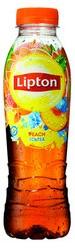 Lipton Ice Tea peach no bubbles pet 12 x 0,5 l