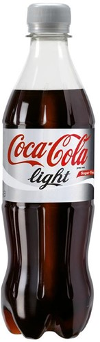 Coca Cola Light pet 12 x 0,5 l