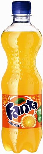 Fanta Orange pet 12 x 0,5 l