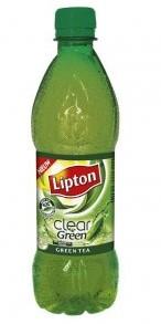 Lipton Ice Tea clear green pet 12 x 0,5 l