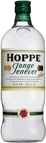 Hoppe Jonge Jenever fles 1 liter