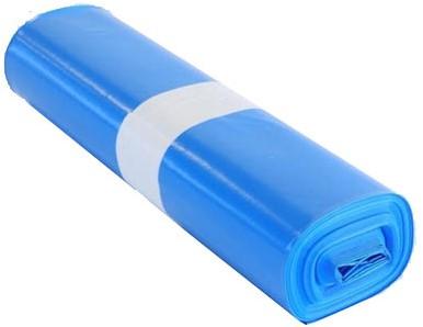 Afvalzakken blauw 160 l doos 10 rollen