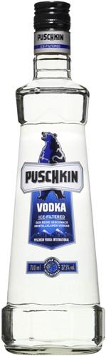 Puschkin Vodka fles 1 liter