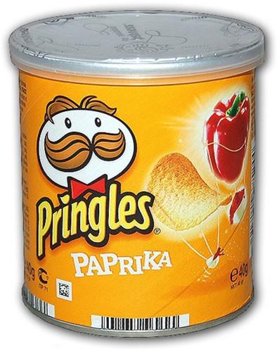 Pringles Paprika 12 x 40 gr