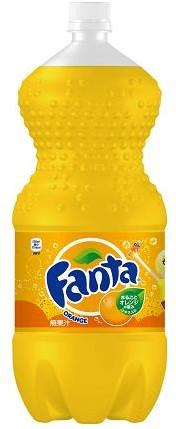 Fanta Orange (int) pet 4 x 1,5 l
