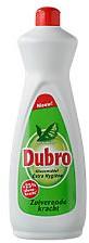 Dubro afwasmiddel fles 4 x 0,6 l extra hygiene