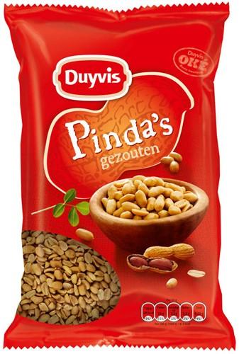 Duyvis pinda's gezouten zak 2 kg