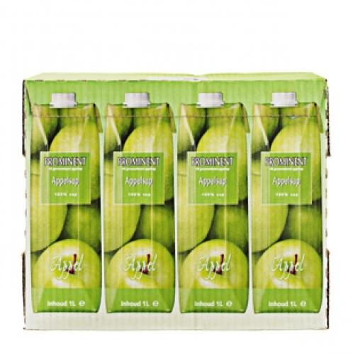 Prominent appelsap doos 12 x 1 liter