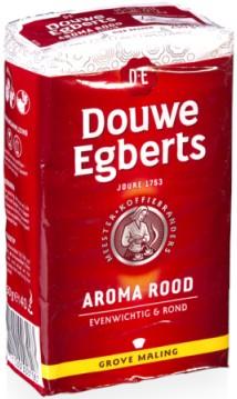 Douwe Egberts Roodmerk grove maling 6 x 500 gr