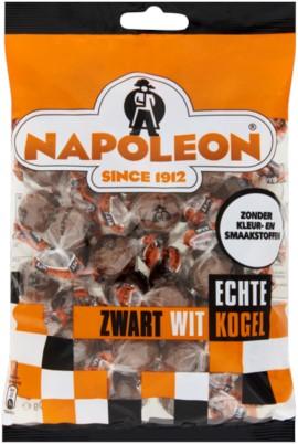 Napoleon zwart/wit kogels zak 1 kg
