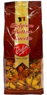 Trefin Belgian Butter Toffee zak 850 gram