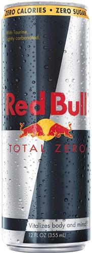 RedBull Zero blik 24 x 0.25 l