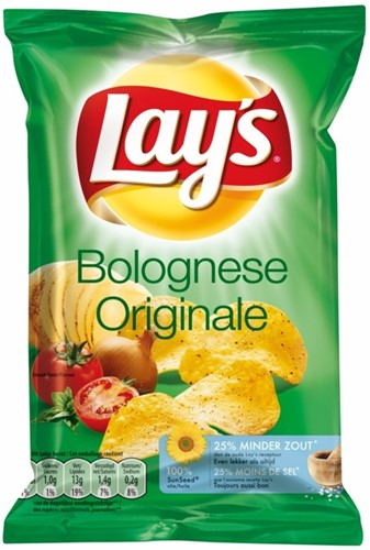 Lay's chips bolognese 20 x 40 gr