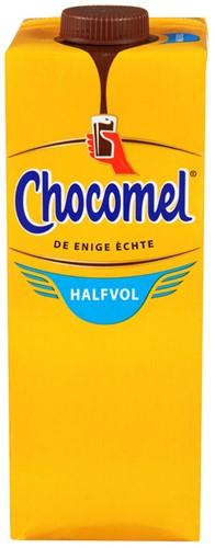Chocomel halfvol tetra 6 x 1 l