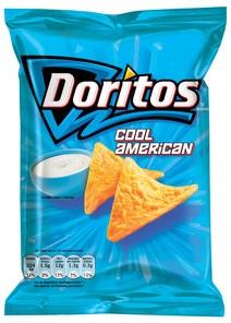 Doritos Cool American zak 20 x 44 gr.