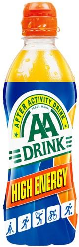 AA-Drink High Energy pet 12 x 0,5 l