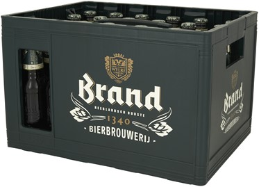 Brand Weizen Bier krat 24 x 0.3 liter