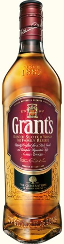 Grant's Family Reserve Scotch whisky fles 1 l