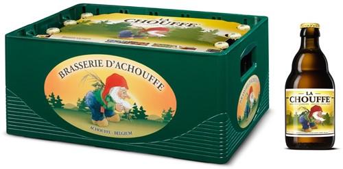 La Chouffe krat 24 x 0,33 l