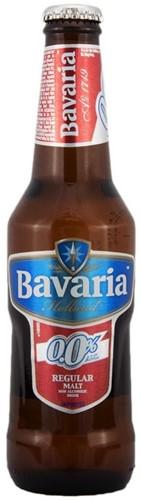 Bavaria Malt Bier 0.0 % krat 24 x 0.3 l