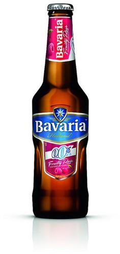 Bavaria Radler Fruity rose 0.0 krat 24 x 0,3 l