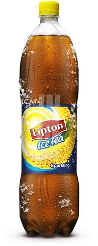Lipton Ice Sparkling reg. koolzuurh pet 6 x 1,5 l