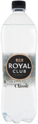 Royal Club Tonic fles pet 6 x 1 l